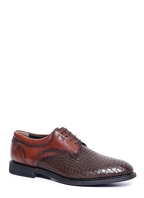 Cacharel Bağcıklı Klasik Ayakkabı Kahve
